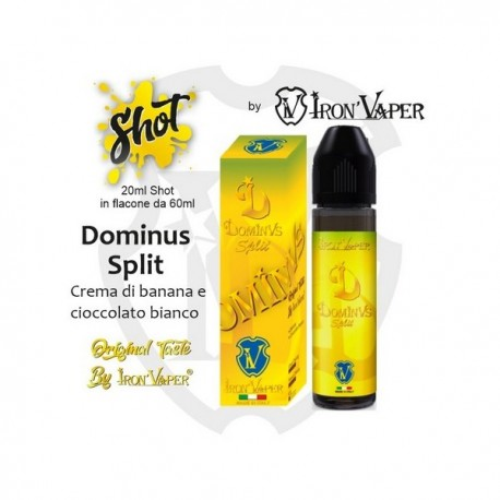 IRON VAPER DOMINUS SPLIT