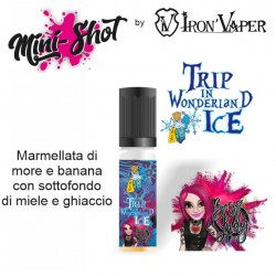 Iron Vaper Trip in Wonderland Ice