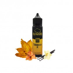 Eliquid France - TOBACCO K - Shot 20 ml