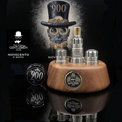 The Vaping Gentlemen Club 900 RDA MTL