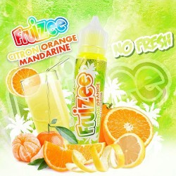 ELIQUID FRANCE FRUIZEE LEMON ORANGE MANDARIN NO FRESH